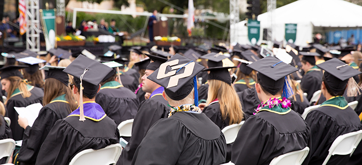 Cal Poly Orfalea College of Business Spring Commencement