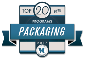 Value Colleges Packaging Program Rankings 2017