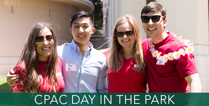 CPAC Day in the Park