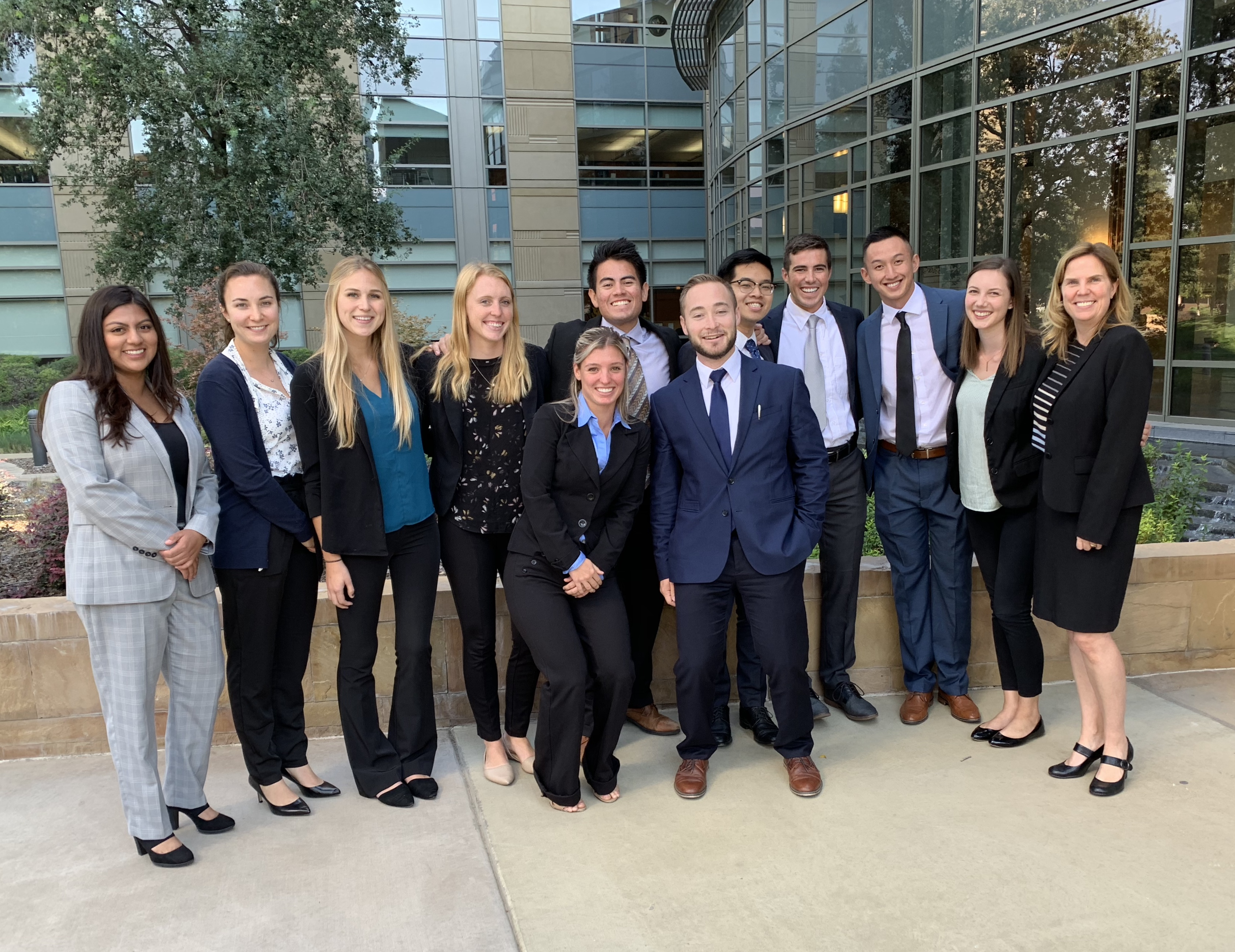 LITC students at U.S. Tax Court