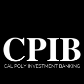 CPIB Logo - CAL POLY INVESTMENT BANKING