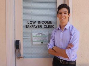 Student at Low Income Tax Payer Clinic