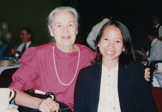 Ruth Drandell and Stacey Pham meet in 1997