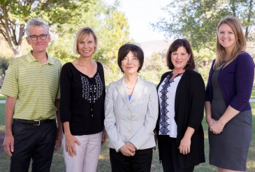 Orfalea College of Business Advancement Team