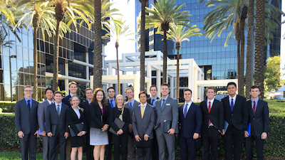 FMA Corporate Tour in Los Angeles