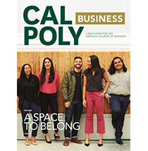 Cal Poly Business Magazine